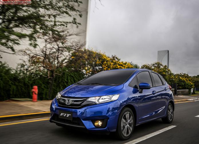 Honda Fit 2015 até 2017